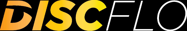 discflo logo white